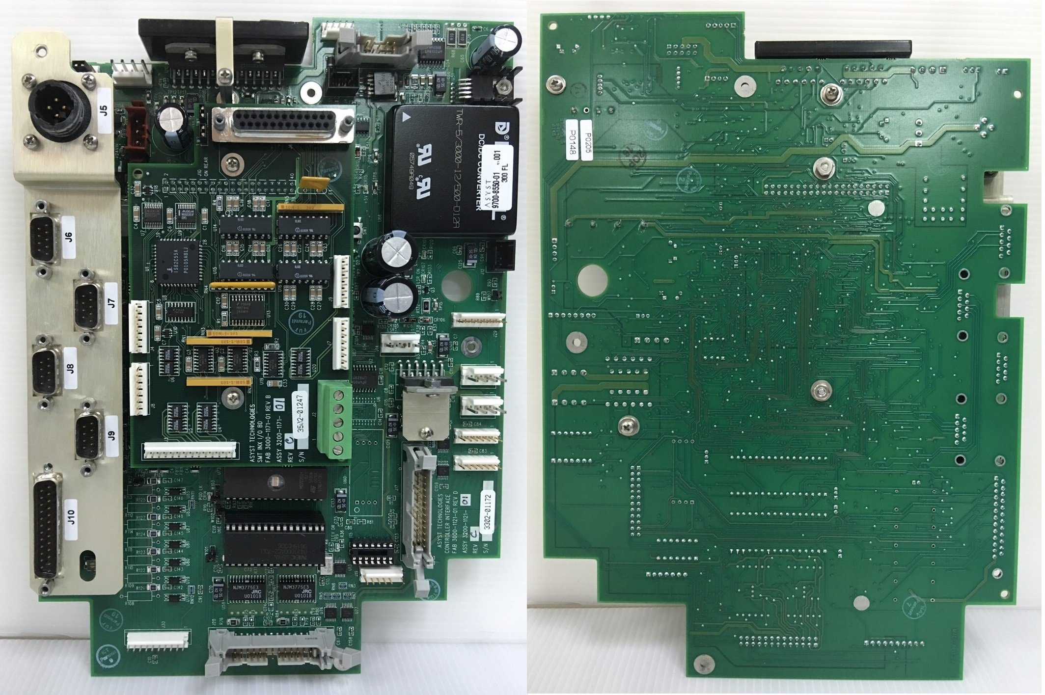 Indexer board (many type)